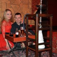 Kaljano ir arbatos klubas