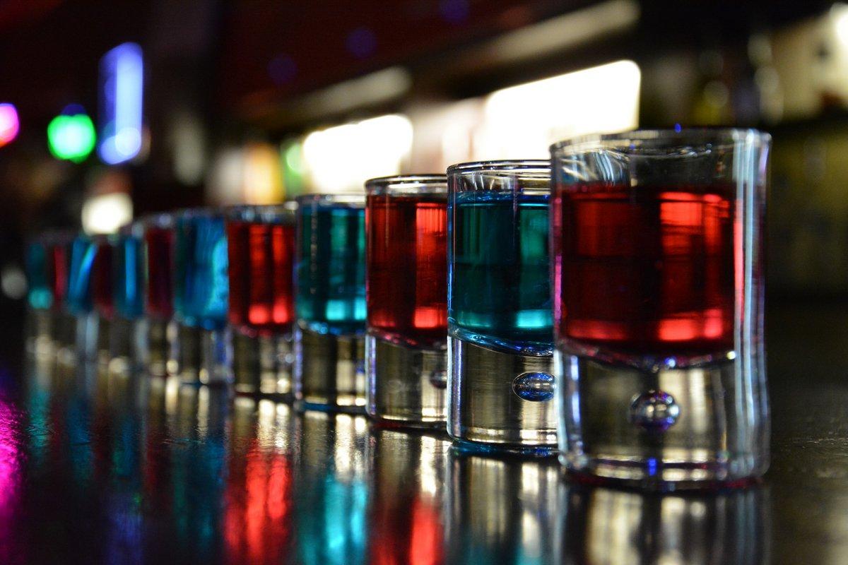 Shot bar | Wild club
