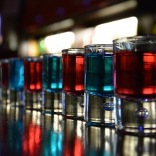 Gėrimų baras- Shot Bar