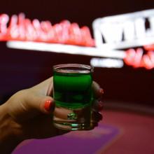 Shot bar - drinks