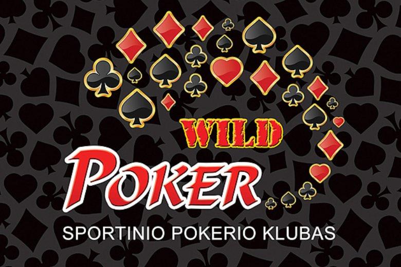 Sportinio pokerio klubas Wild Poker