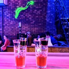 Gėrimų baras - Shot bar